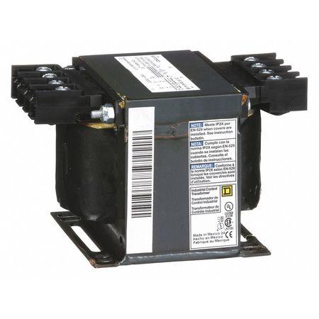 Control Transformer, 250VA, 3.25 In. H