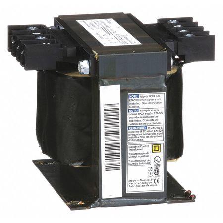 Control Transformer, 300VA, 3.80 In. H