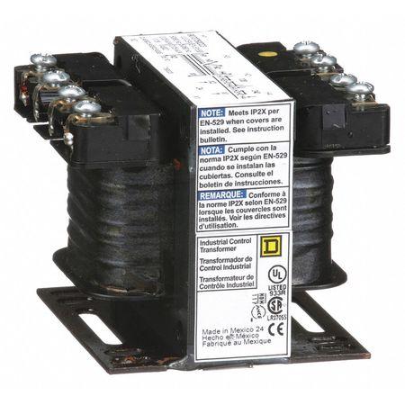Control Transformer, 50VA, 120/240VAC