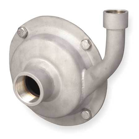 Pump Head, 1 1/2 HP,  1 1/2 x 1 1/4 In.