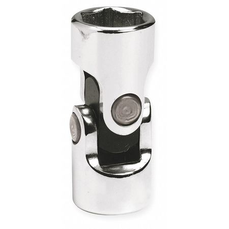 Flex Socket, 3/8 in. Dr, 9/16 in. Hex