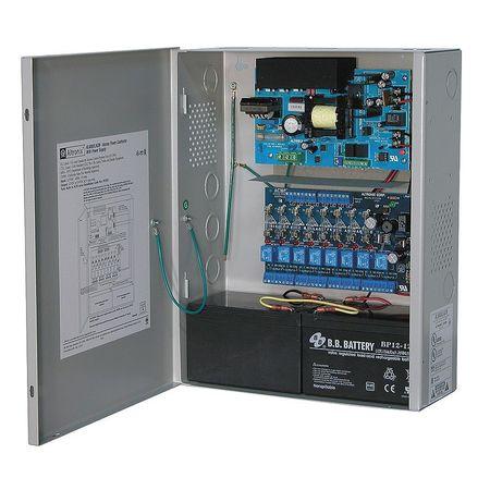 altronix power supply 8 fuse 12vdc or 24vdc 6a. Black Bedroom Furniture Sets. Home Design Ideas