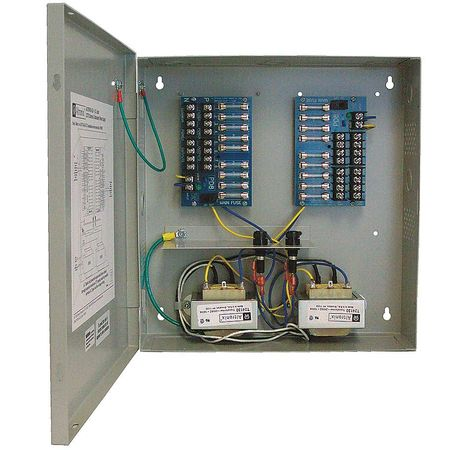 Power Supply 16 Fuse 24Vac @ 7A