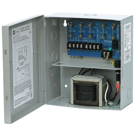 Power Supply 4 Fuse 24Vac @ 3.5A