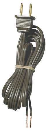 8ft Brown Cord Set SPT-1