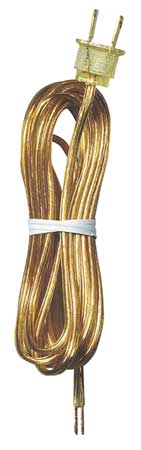 15ft Gold Cord Set SPT-1