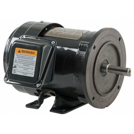 Mtr, 3 Ph, 3/4hp, 3455, 208-230/460, Eff 76.5