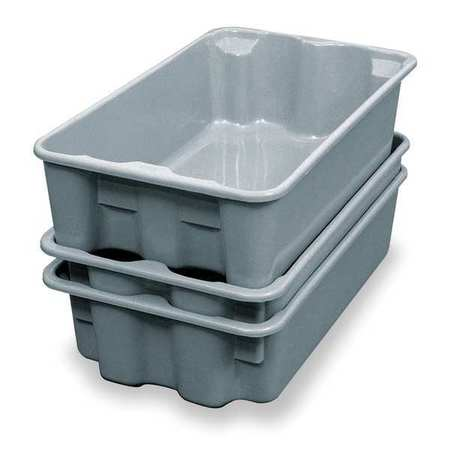 Heavy-Duty Stacking and Nesting Containers