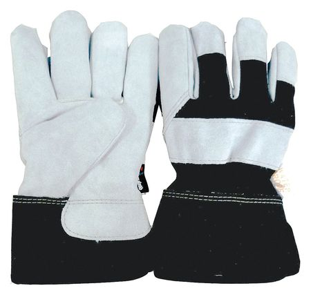 Cold Protection Gloves, L, Natural Grey, PR
