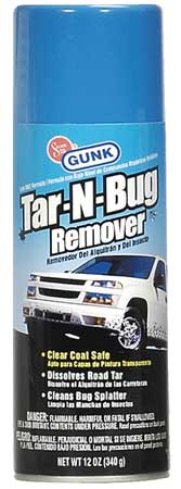 Tar and Bug Remover, 15 Oz., Aerosol