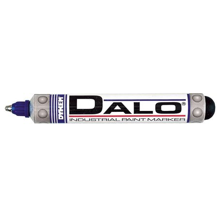 Industrial Paint Marker,  Medium Tip,  Blue