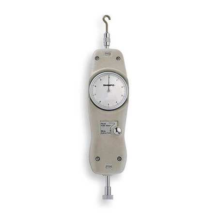 Mechanical Force Gauge, Range 5 lb