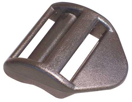 Slide Bar Buckle, 2 In., Plastic, PK5