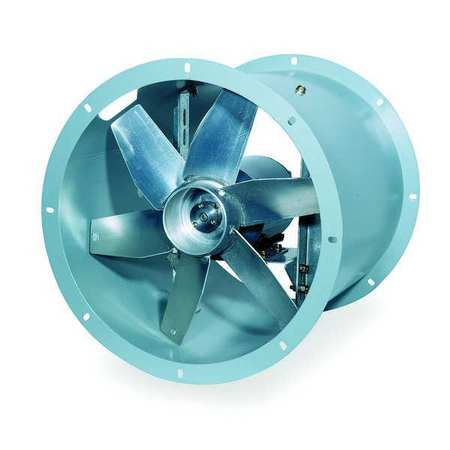 "24"" Tubeaxial Fan,  200 to 230/460VAC"