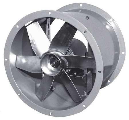 """18"""" Tubeaxial Fan,  115VAC"""