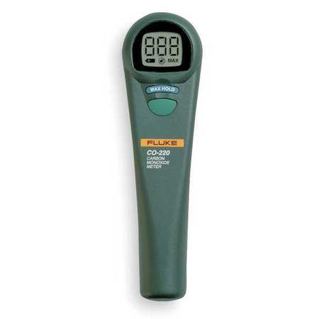 Meter, Carbon Monoxide, 0 to 1000ppm