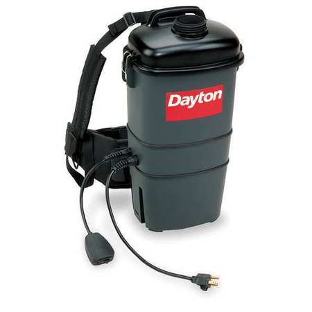 DAYTON 7 qt., 120V Aircraft Backpack Vacuum Cleaner Tools Equipment Plus Gifts