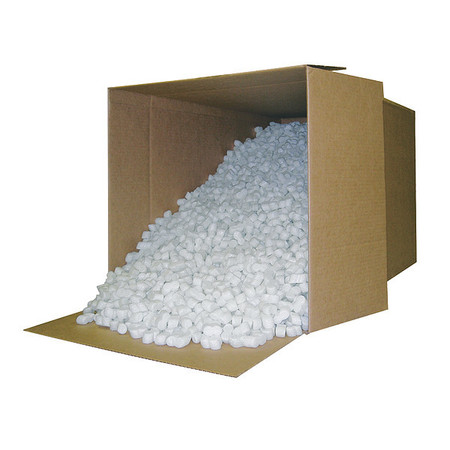 Packing Peanuts, 7.5 cu. Ft, Poly