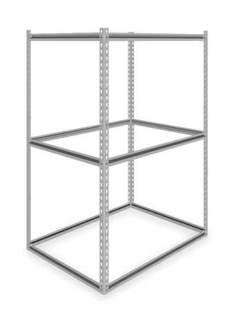 Records Storage Rack, 3 Level, H 60, W 42