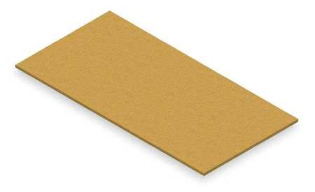Decking, Particle Board, 48 in., 24 in.