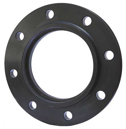 "6"" Black Steel Socket Welded Flange"