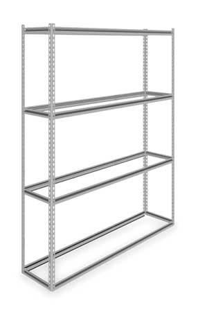 Records Storage Rack, 4 Level, H 84, W 69