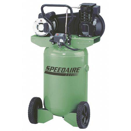 Air Compressor, 2.0 HP, 120/240V, 135 psi