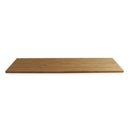 Workbench Top, Butcher Block, 96x36 in.