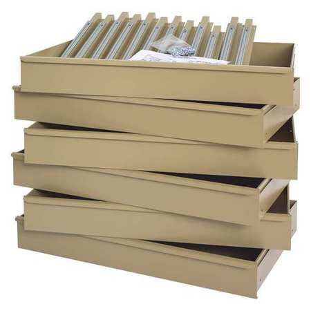 4TW53 Drawer Set, 6 Drawers