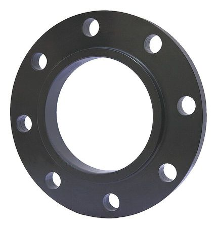 "4"" Welded Black Steel Lap Joint Flange"