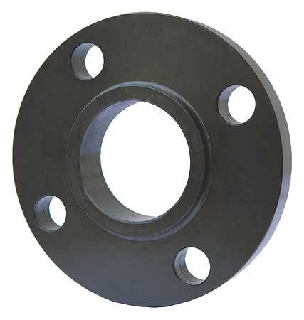 "1/2"" Welded Black Steel Lap Joint Flange"