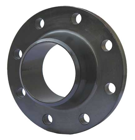 "5"" Black Steel Welded Neck Flange"