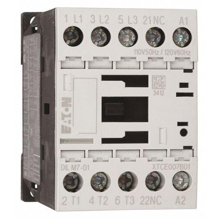 24VDC Non-Reversing IEC Magnetic Contactor 3P 7A