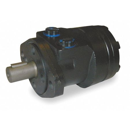 Motor, Hydraulic, 14.1 cu in/rev, 2 Bolt