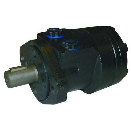 Hydraulic Motor, 22.6 cu in/rev, 4 Bolt