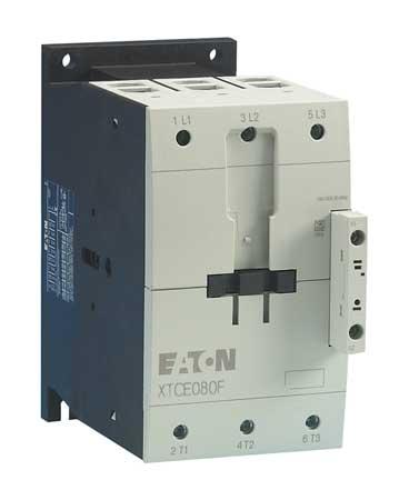 120VAC Non-Reversing IEC Magnetic Contactor 3P 80A