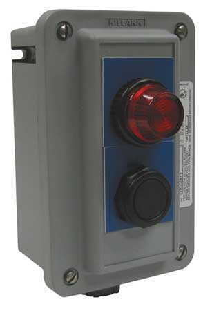 Control Station, 3/4 In, 10A @ 600V