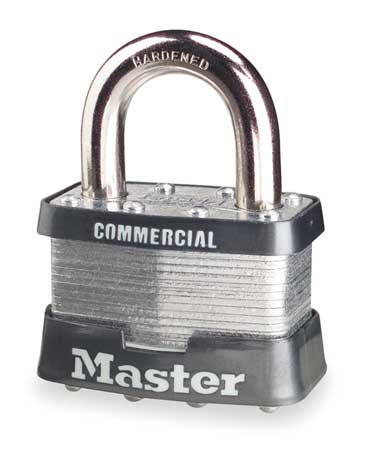 "Keyed Padlock, Alike, 2""W"