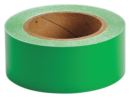 Banding Tape, Green, 2 In. W, 90 ft. L