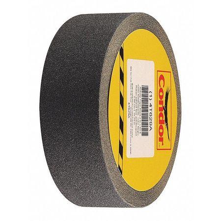 Anti-Slip Tape, Black, 2 in x 60 ft.