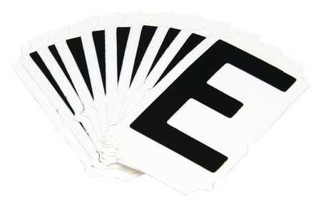 Letter Identification Card, E, PK10