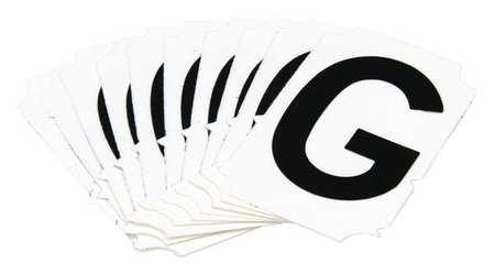 Letter Identification Card, G, PK10