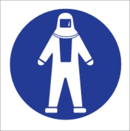 RTK Pictogram Label, 3/4 In. H, PK36