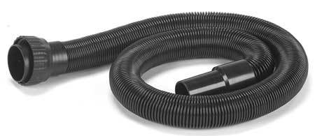 Stretchable Vacuum Hose, 1-1/2 In x 12 ft