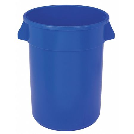 Recycling Container, Blue, 20 gal.