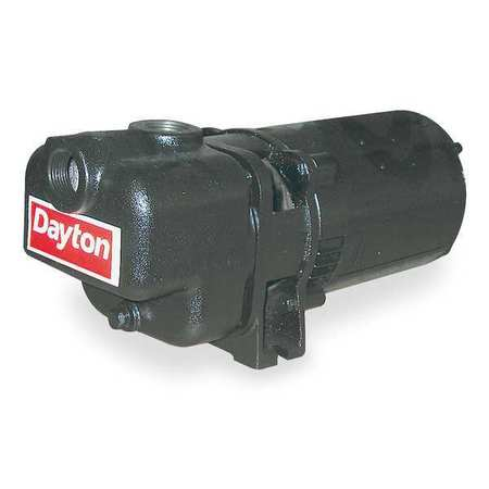Pump, Cast Iron, 1-1/2hp
