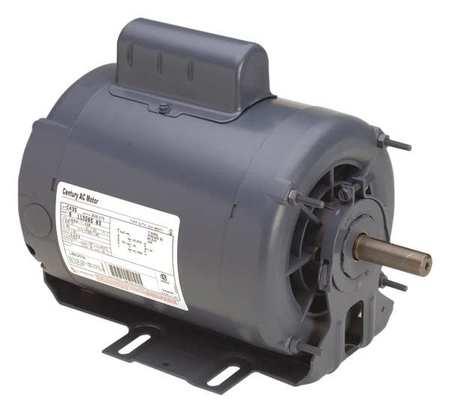 Motor, Cap St, 1/2 HP, 1725/1140, 115, 56, ODP
