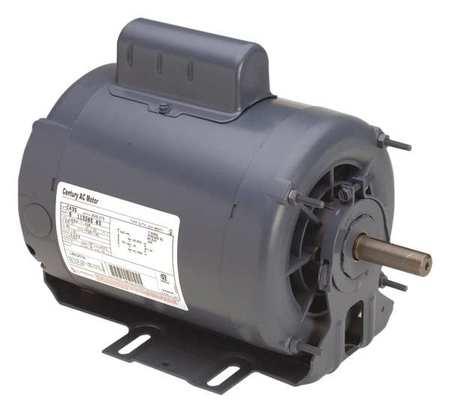 Motor, Cap St, 3/4 HP, 1725/1140, 115, 56, ODP