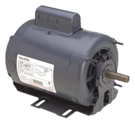 Motor, Cap St, 1 HP, 1725/1140, 115V, 56, ODP