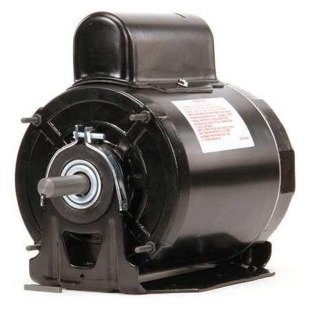 Motor, PSC, 3/4 HP, 1075, 115/230V, 56, TENV